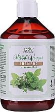 Kup Szampon z octem ziołowym do włosów zniszczonych - Eco U Herebal Vinegar Shampoo