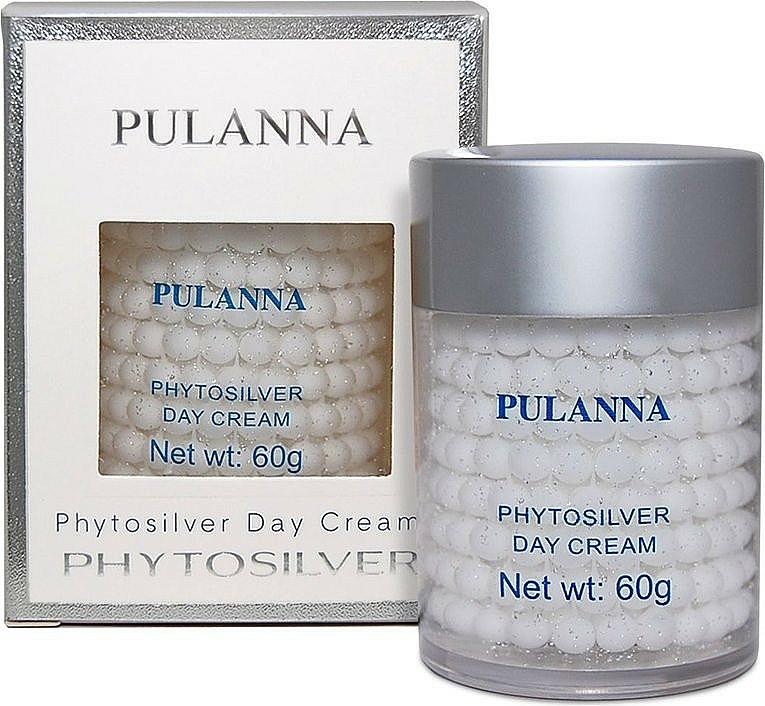 Nawilżający krem na bazie srebra - Pulanna Phytosilver Moisturizing Cream  — фото N1
