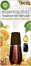 Kup Wkład wymienny do odświeżacza powietrza - Air Wick Essential Mist Mandarin & Sweet Orange