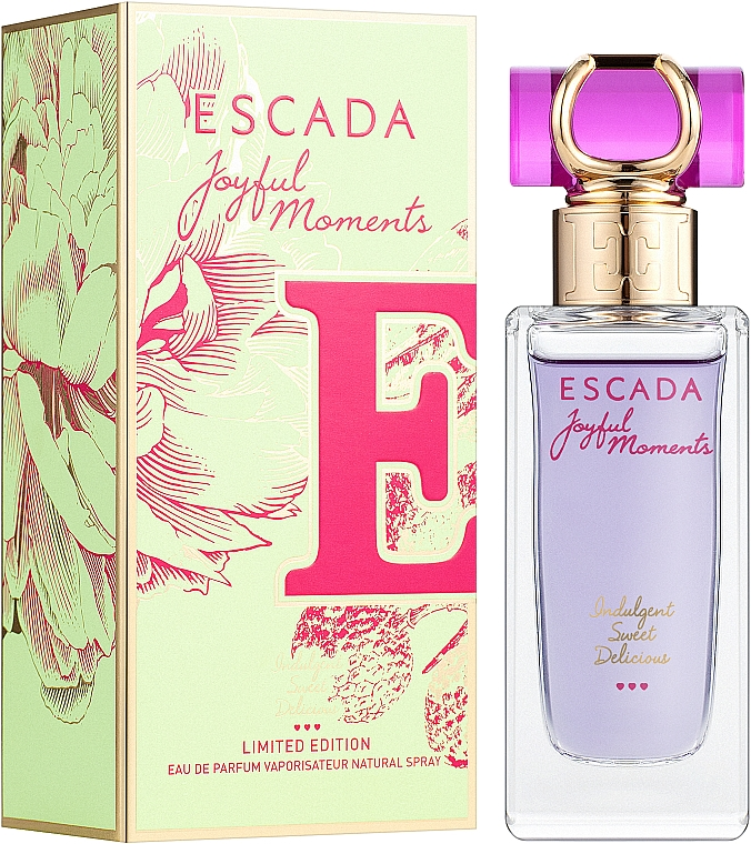 Escada Joyful Moments - Woda perfumowana