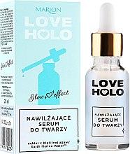 Kup Nawilżające serum do twarzy - Marion Love Holo