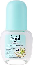 Kup Intensywny kremowy dezodorant w kulce - Fenjal Intensive Creme Deo Roll-On 48H