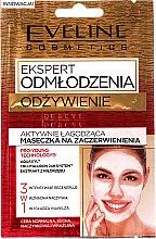 Kup Aktywnie łagodząca maseczka na zaczerwienienia - Eveline Cosmetics Expert Nutrition Actively Soothing Face Mask for Redness