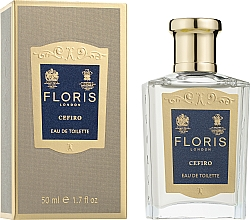 Kup Floris Cefiro - Woda toaletowa