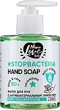 Kup Antybakteryjne mydło do rąk - MonoLove Bio Hand Soap With Chlorhexidine