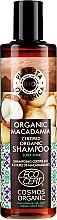 Kup Szampon do włosów Organiczna makadamia - Planeta Organica Organic Macadamia Natural Hair Shampoo