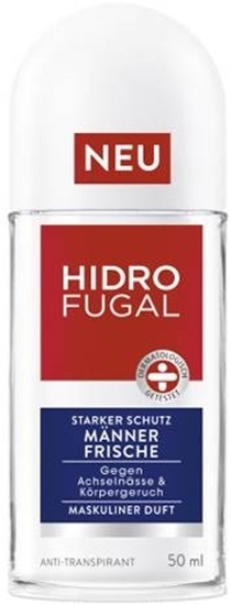 Antyperspirant w kulce dla mężczyzn - Hidrofugal Men Fresh Roll-on