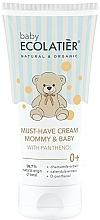 Kup Uniwersalny krem dla mamy i dziecka z pantenolem - Ecolatier Baby