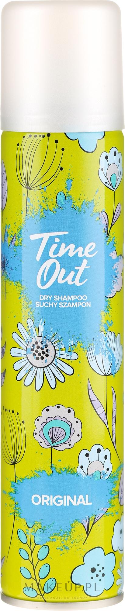 Suchy szampon do włosów - Time Out Original — фото 200 ml