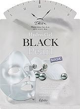 Kup Hydrożelowa maska w płachcie do twarzy z czarną perłą - Esfolio Hydro-Gel Black Pearl Mask