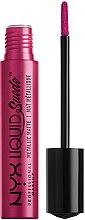 Kup Metaliczna pomadka matowa w płynie do ust - NYX Professional Makeup Liquid Suede Metallic Matte