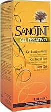 Kup Utrwalający żel do stylizacji włosów - Sanotint Strong Fixing Gel