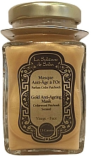 Kup Maseczka do twarzy - La Sultane De Saba Gold & Champagne Gold Anti-Ageing Mask