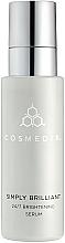 Kup Rozświetlające serum do twarzy - Cosmedix Simply Brilliant 24/7 Brightening Serum
