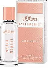 Kup S. Oliver #Your Moment - Woda perfumowana