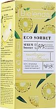 Kup Nawilżająco-rozświetlające serum do twarzy - Bielenda Eco Sorbet Pineapple Acids Aha 3,5% Witamina C Face Serum