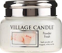 Kup Świeca zapachowa - Village Candle Powder Fresh