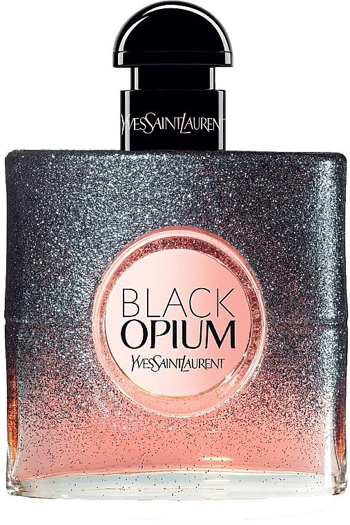 Yves Saint Laurent Black Opium Floral Shock - Woda perfumowana