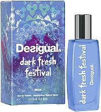 Kup Desigual Dark Fresh Festival - Woda toaletowa (miniprodukt)