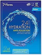 Kup Ultranawilżająca maseczka w płachcie przeciw zanieczyszczeniom - 7th Heaven 24H Hydration Anti-Pollution Mask