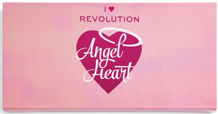Paletka cieni do powiek - I Heart Revolution Angel Heart — фото N2