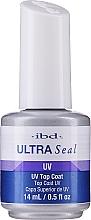 Nawierzchiowy lakier do paznokci - IBD Ultra Seal Clear — фото N1