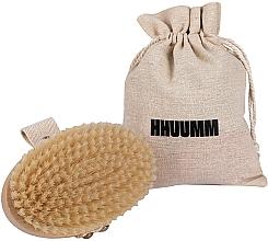 Kup Szczotka do masażu ciała, miękkie włókno - Hhuumm nr 3