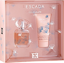 Kup Escada Celebrate Life - Zestaw (edp 30 ml + b/lot 50 ml)