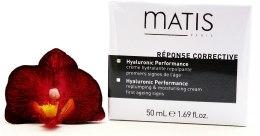 Intensywnie wygładzający krem do twarzy z kwasem hialuronowym - Matis Réponse Corrective Hyaluronic Performance — фото N2