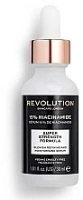 Kup Serum do twarzy z niacinamidem - Makeup Revolution Skincare Blemish Refining And Moisturising Serum 15% Niacinamide
