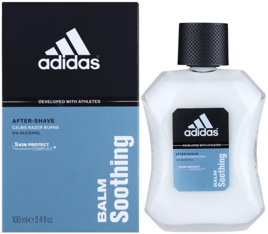Łagodzący balsam po goleniu - Adidas Skincare After Shave Balm Soothing