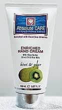 Kup Krem do rąk Kiwi i gruszka - Saito Spa Hand Cream