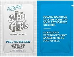 Kup Rozświetlający peeling kwasowy do twarzy - Be The Sky Girl Super Star Peel Me Tender
