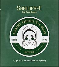 Kup Hydrożelowa płatki pod oczy - Shangpree Marine Energy Eye Mask