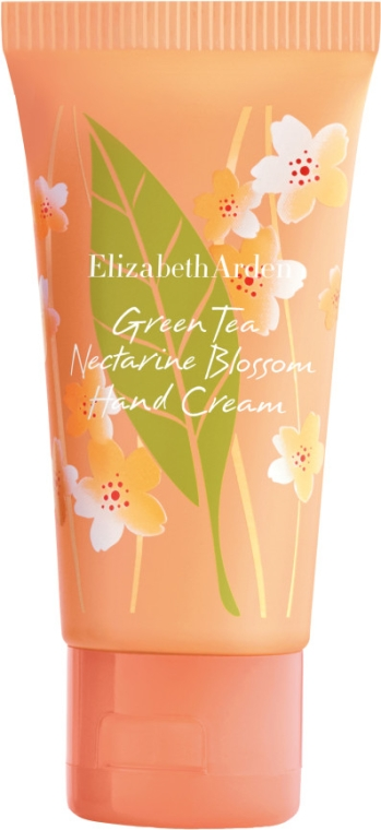 Elizabeth Arden Green Tea Nectarine Blossom - Krem do rąk — фото N1