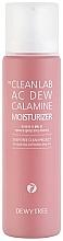 Kup Krem nawilżający do twarzy z kalaminą - Dewytree The Clean Lab AC Dew Calamine Moisturizer