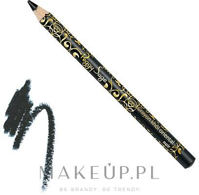 Kredka do oczu - Peggy Sage Oriental Kohl Eyeliner Pencil Kajal — фото Noir