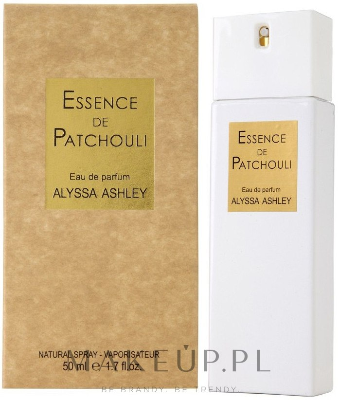 alyssa ashley essence de patchouli