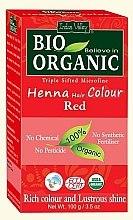 Kup Ekologiczna farba do włosów na bazie henny - Indus Valley Bio Organic Henna Hair Colour