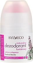Kup Naturalny dezodorant kwiatowy w kulce - Sylveco