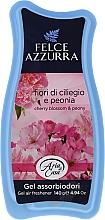 Kup Odświeżacz powietrza w żelu - Felce Azzurra Gel Air Freshener Sweet Harmony Talc & Cherry