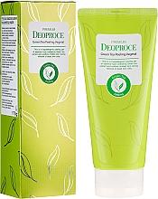Kup Peeling na bazie zielonej herbaty - Deoproce Premium Green Tea Peeling Vegetal