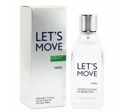 Kup Benetton Let's Move - Woda toaletowa