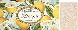 Kup Zestaw mydeł w kostce Cytryna - Saponificio Artigianale Fiorentino Lemon (3 x soap 125 g)