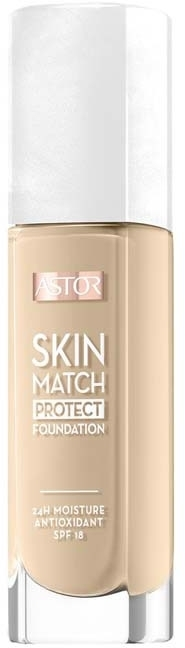 Podkład w kremie do twarzy - Astor Skin Match Protect Foundation