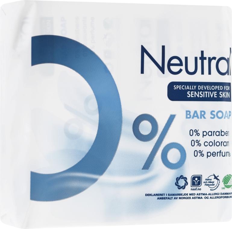 Neutralne mydło w kostce - Neutral 0% Bar Soap