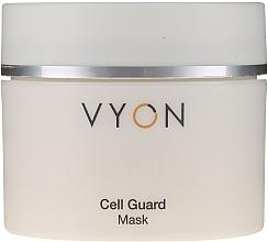 Kup Wygładzająca maska o działaniu rozświetlającym do twarzy - Vyon Cell Guard Mask