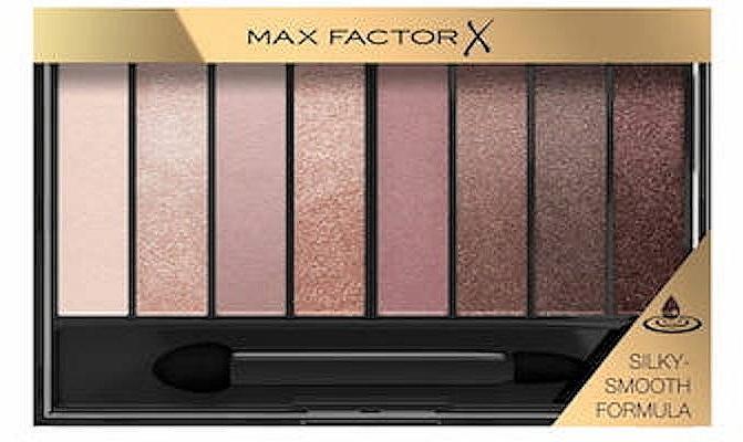Paletka cieni do powiek - Max Factor Masterpiece Nude Palette