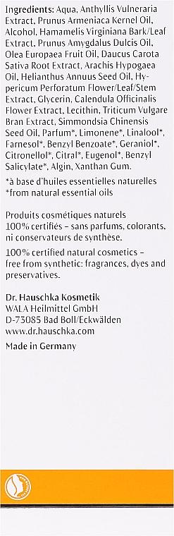 Rewitalizujący krem do twarzy na dzień - Dr. Hauschka Revitalizing Day Cream — фото N3