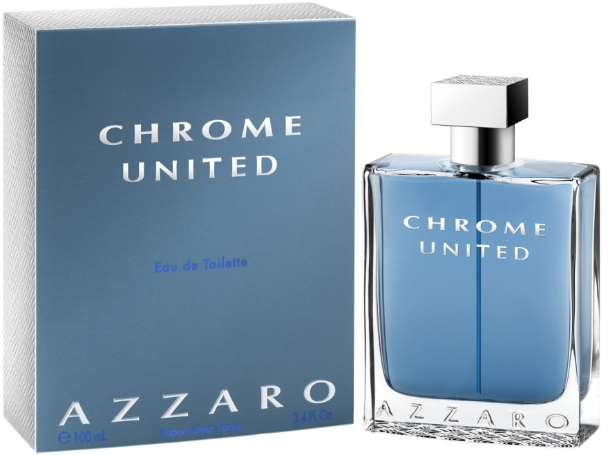 Azzaro Chrome United - Woda toaletowa